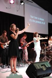 CCF worship